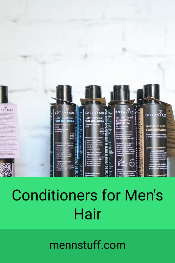 Conditioners for Men's Hair