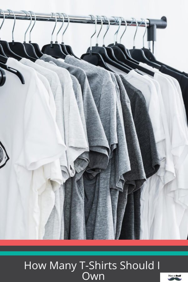 How Many T-Shirts Should I Own