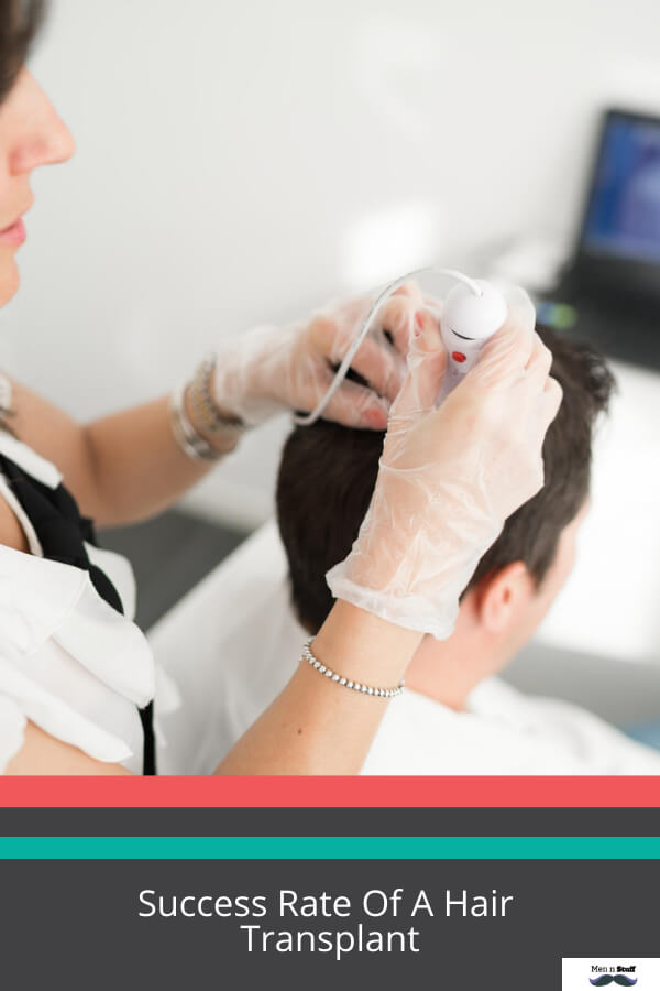 Success Rate Of A Hair Transplant