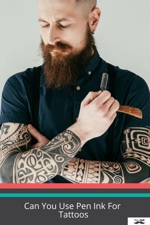 Can You Use Pen Ink For Tattoos