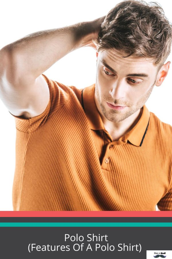 Features Of A Polo Shirt