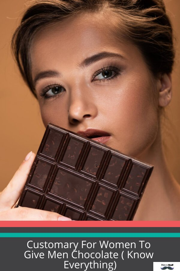 What Country Is It Customary For Women To Give Men Chocolate
