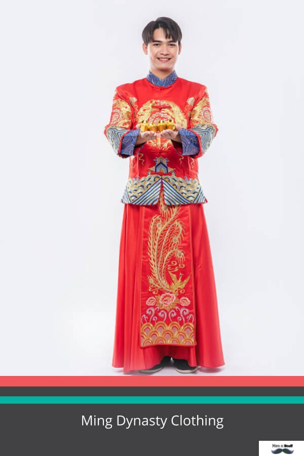 What Style Of Ming Dynasty Clothing Can Be As Men Costume