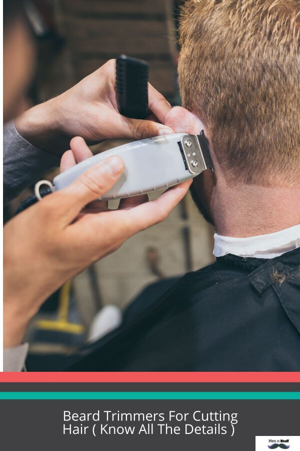 How To Use Beard Trimmers For Cutting Hair