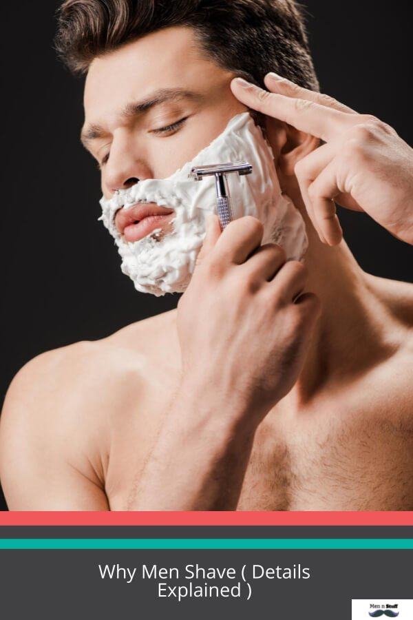 Why Men Shave The Invisible Fight