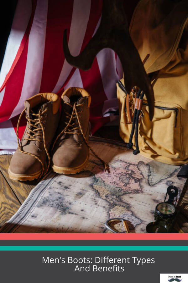 Men's Boots Different Types And Benefits