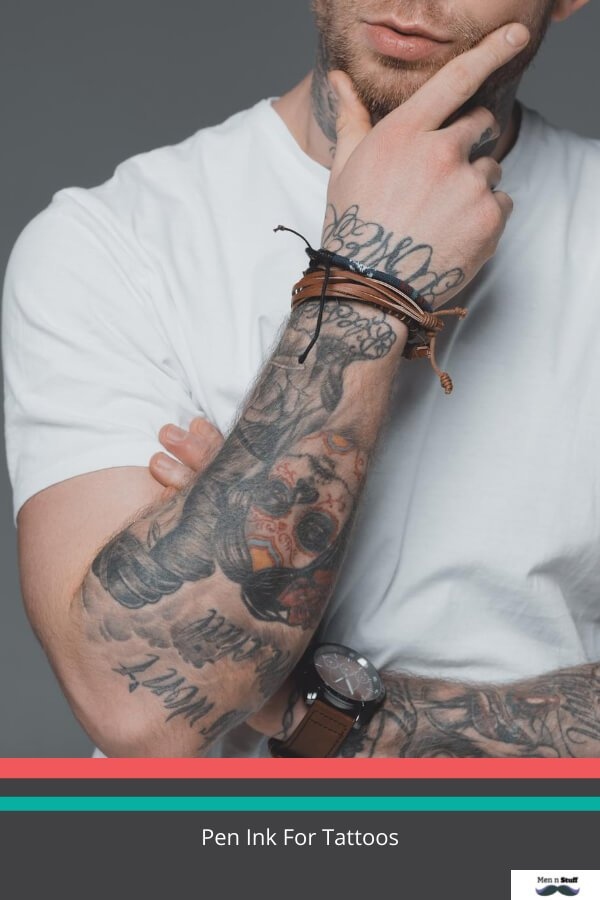 Pen Ink For Tattoos