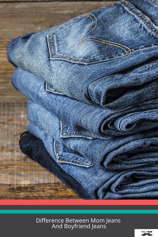 Difference Between Mom Jeans And Boyfriend Jeans
